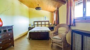 Doble abuhardillada - Hotel de Montaña Rubielos