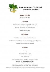 menu 27 06 19